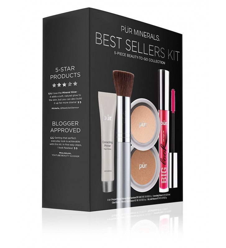 Start Now 5-Piece Beauty-to-Go Collection